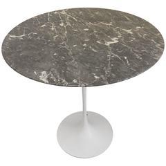 Eero Saarinen for Knoll Marble-Top Side Table