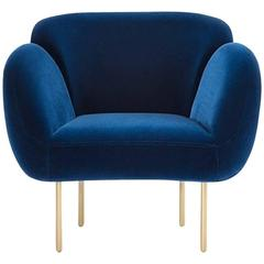 Stardust Contemporary Armchair by Nika Zupanc