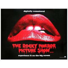 """""""The Rocky Horror Picture Show"""" Film Poster, 2011"""