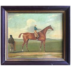 "Early Horse Portrait, Signed ""Sartorius"""
