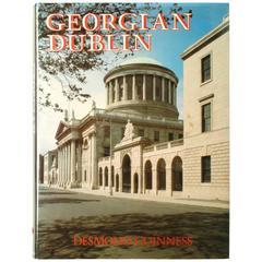 Georgian Dublin by Desmond Guinness, Signed First Edition