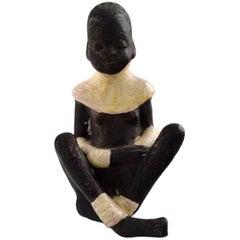 Ceramic Figure, Austria, circa 1940s