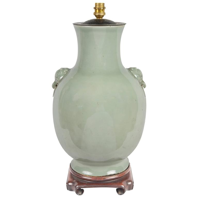 Chinese Vase Lamp At 1stdibs