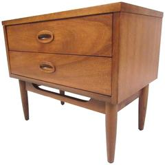 Mid-Century Nightstand by Dixie Furniture Co.