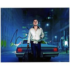 Ryan Gosling Original Autograph
