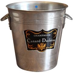 French Champagne Cooler Ice Bucket