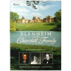 Blenheim and the Churchill Family by Henrietta Spencer-Churchill, First Edition