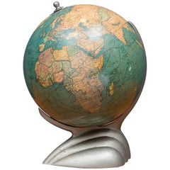 Art Deco Desk Globe