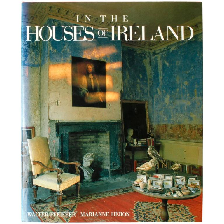 """In The Houses of Ireland,"" First Edition Book"