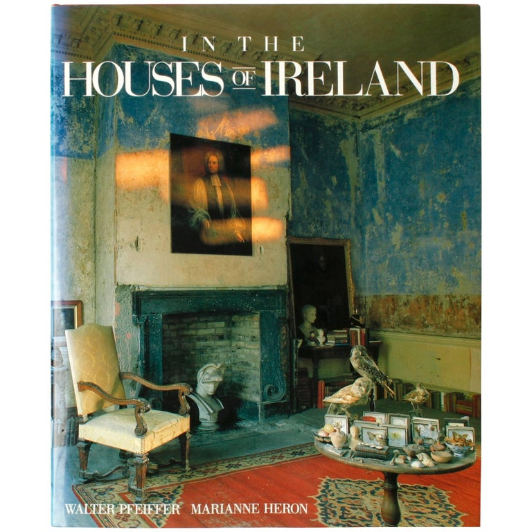 In The Houses of Ireland, First Edition For Sale