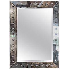 Beveled Edge Cafe Mirror