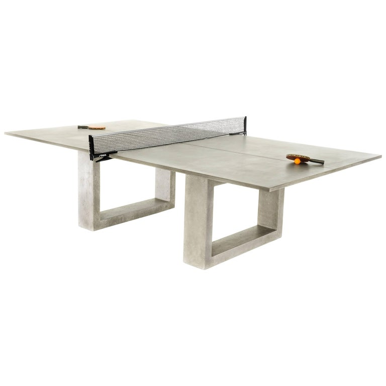 Ping-Pong table, new, offered by James de Wulf