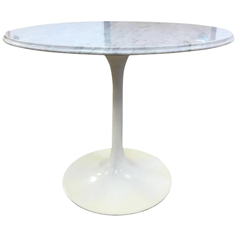 Saarinen Marble-Top Table