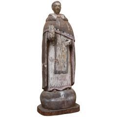 17th Century Religious Figure