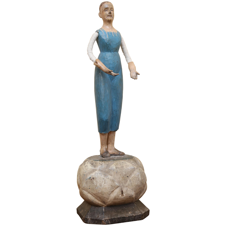 19th Century Religious Figure