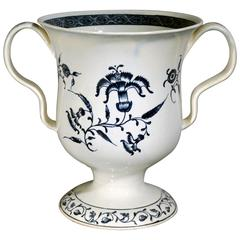 English Pottery Pearlware Large Loving Cup, circa 1820