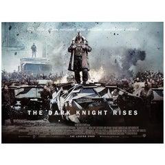"""The Dark Knight Rises"" Film Poster, 2012"