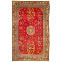 Antique Khotan Carpet