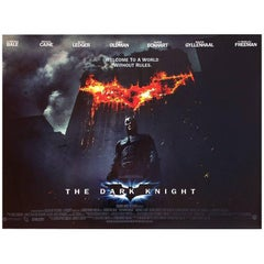 """ The Dark Knight"", Film Poster, 2008"