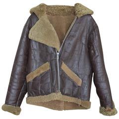 WWII British Aviator Jacket