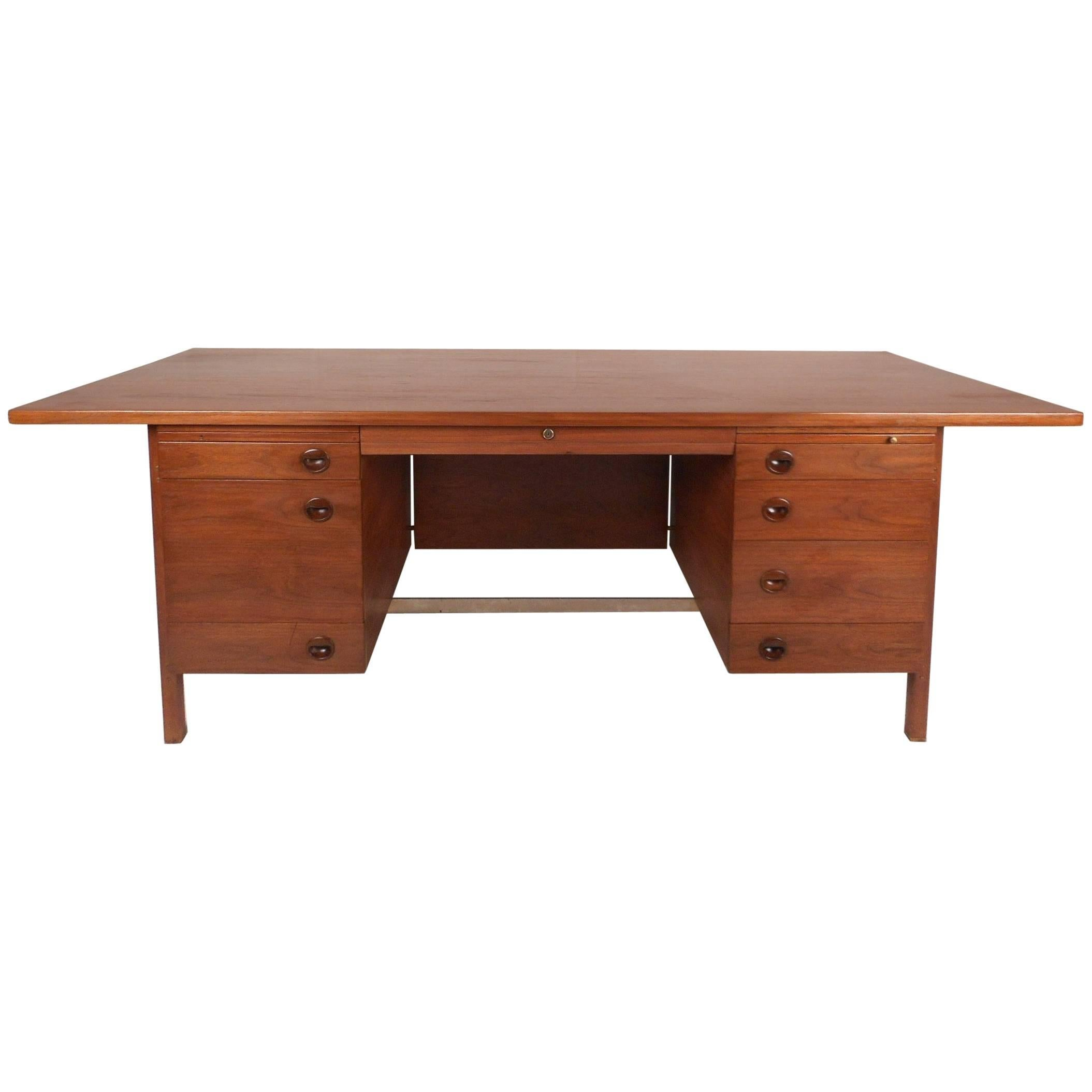 Dunbar Furniture Executive Desk
