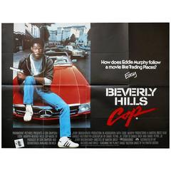 """""""Beverly Hills Cop"""", Poster, 1984"""