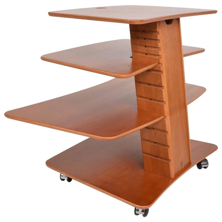 Mid-Century Danish Modern Aksel Kjesgaard Book Stand Table Desk For Sale
