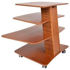 Mid-Century Danish Modern Aksel Kjesgaard Book Stand Table Desk