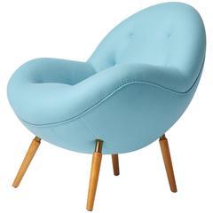 "Fritz Neth ""Egg"" Chair"