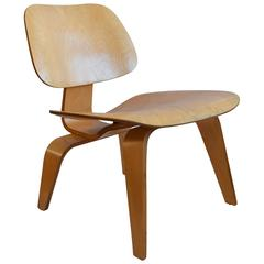 Charles Eames LCW Lounge Chair for Herman Miller