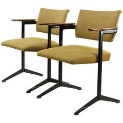 1960s Friso Kramer 'Ariadne Series' Chairs for Auping Set of Two