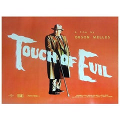 """""""Touch Of Evil"""" Film Poster, 2015"""