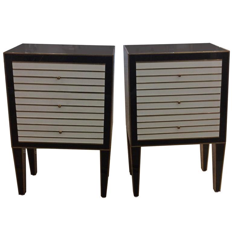 Pair of Italian Cabinets, 1960