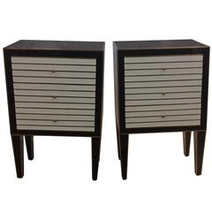 Pair of Italian Cabinets, 1960