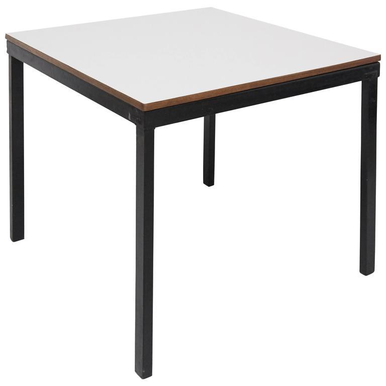 Charlotte Perriand Bridge Table, Circa 1950 1