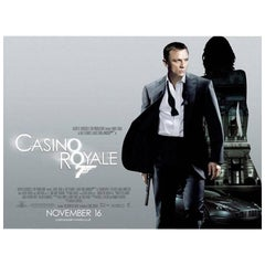 """Casino Royale"", Film Poster, 2006"