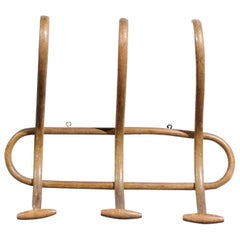 French Bentwood Coat Rack