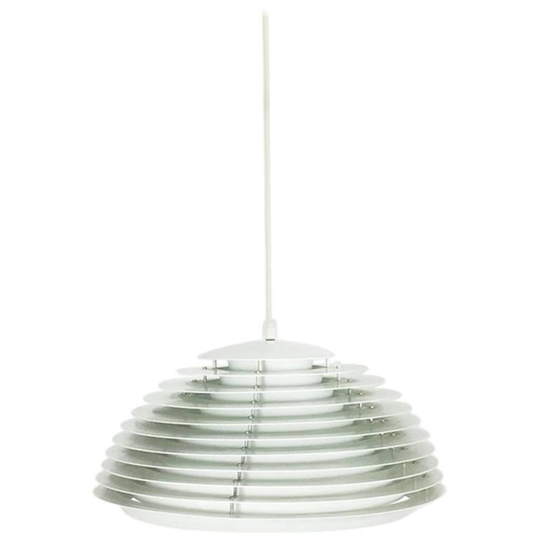 Original 1960s Hekla Pendant Light by J. Olafsson for Fog & Morup, Denmark