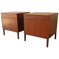 Paul McCobb for Calvin Irwin Collection Nightstands or Side Tables
