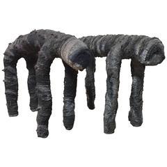 """Original Sculptures """"Guard Dogs"""""""