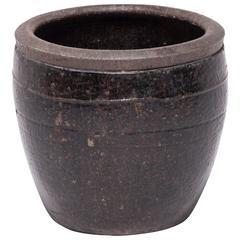 Chinese Garden Jar
