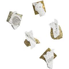 """""""Broken Hearts"""" Mosaic Series by Toyoharu Kii"""