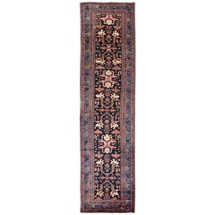 Beautifully Woven Antique Malayer Runner