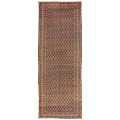 Beautifully Woven Antique Malayer Rug