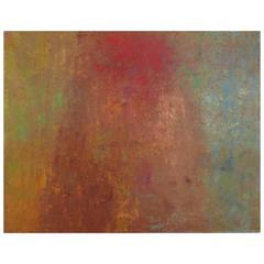 "Oil on Canvas by Artist Pablo Scheibengraf Titled ""Where Oblivion Dwells"""