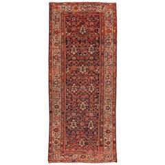 Beautifully Designed Antique Malayer Rug