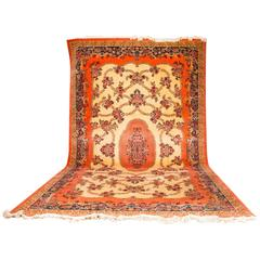 High Quality Palace Carpet Tabriz Fine Knotted