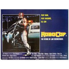 """""""Robocop"""" Film Poster, 1987"""
