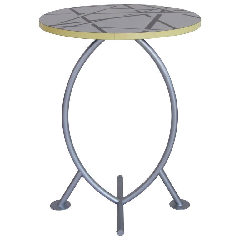 "Occasional Table ""Cairo"" by Michele De Lucchi For Sale"
