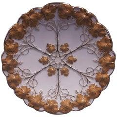 19th Century Meissen Porcelain Shallow Bowl
